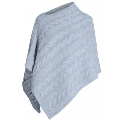 Poncho tricot ESSENTIEL 397