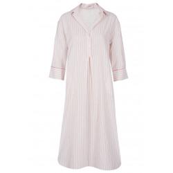 Robe tunique longue en coton HAVANE 615