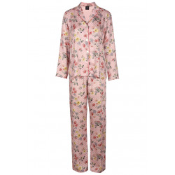 Pyjama imprimé boutonné SUZANNE 706