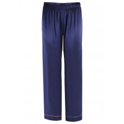 Pantalon pyjama en soie HAPPY 781