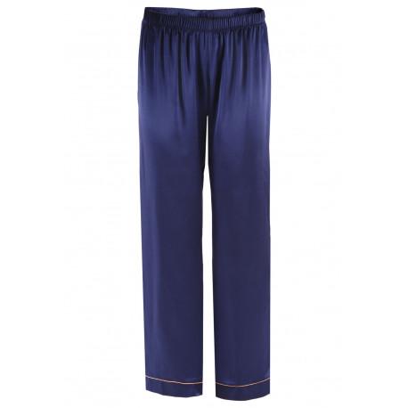 Pantalon pyjama en soie HAPPY 781