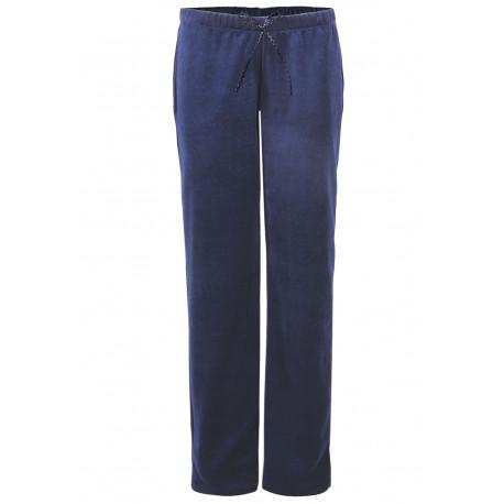Pantalon homewear en velours AMBRE 780