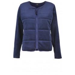 Veste homewear en velours AMBRE 770