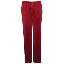 Pantalon homewear en velours MARGARET 782