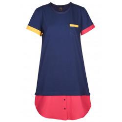 Chemise de nuit en coton ESCALE 801