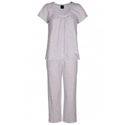 Pyjama pantacourt 100% coton SMOOTHIE 802