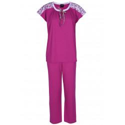 Pyjama pantacourt en coton MAGGIE 802