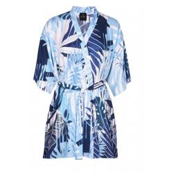 Peignoir kimono imprimé PARADISE 860