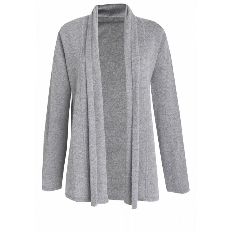 aspect esthétique dernières conceptions diversifiées ordre Cardigan Femme 100% CACHEMIRE - Gilet Qualité, Chic, Luxe ...