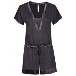 Pyjama combishort MARNIE 500 anthracite