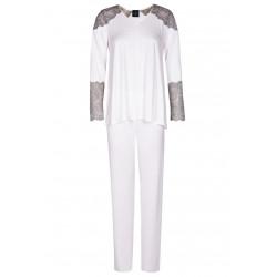 Pyjama dentelle IN LOVE 502 écru