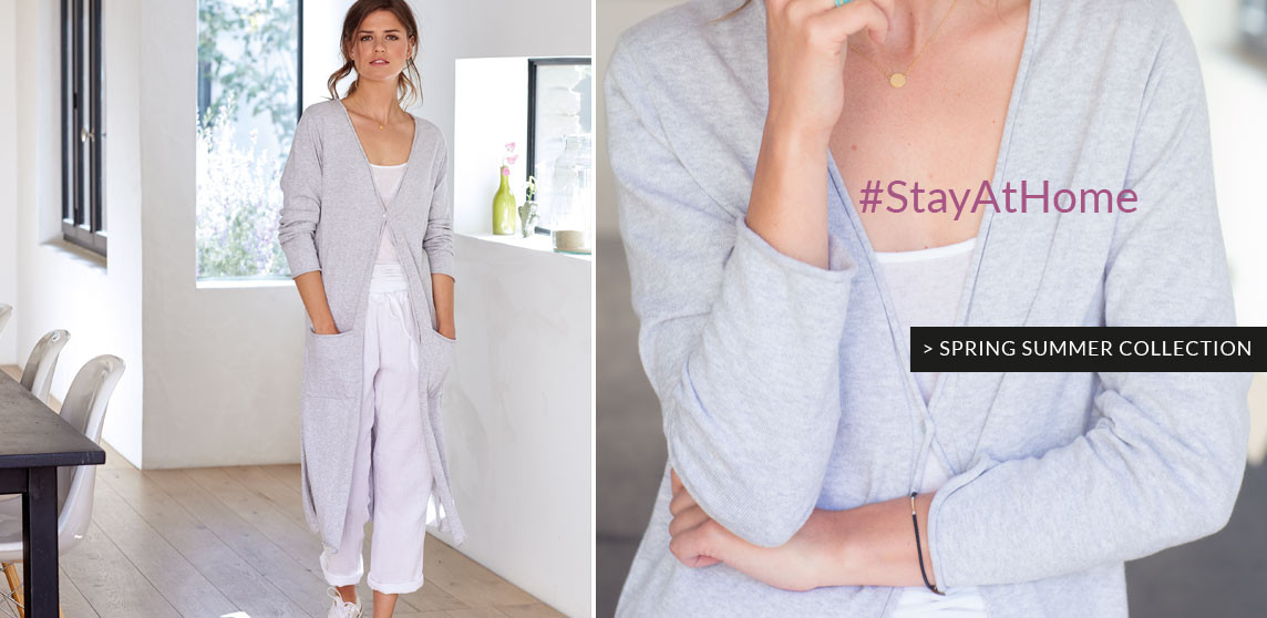 STAY AT HOME - casual chic homewear