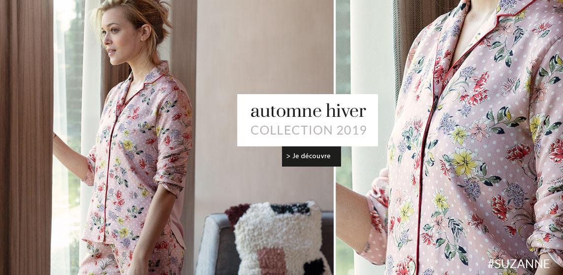 Nouvelle Collection automne hiver 2019